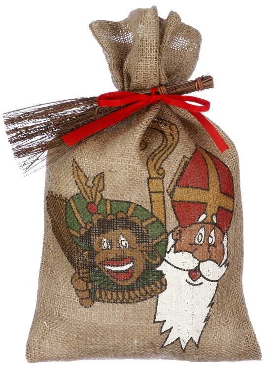 Empty Sinterklaas Sack, small (ONLY 4 LEFT)