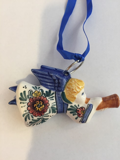 Angel Ornament multi-colour (PRE-ORDER)