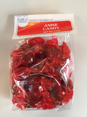 Anise Candy (small bag)