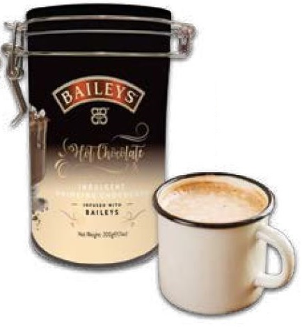 *Baileys Hot Chocolate in Tin (ALCOHOL) 21+ Only (PRE-ORDER)