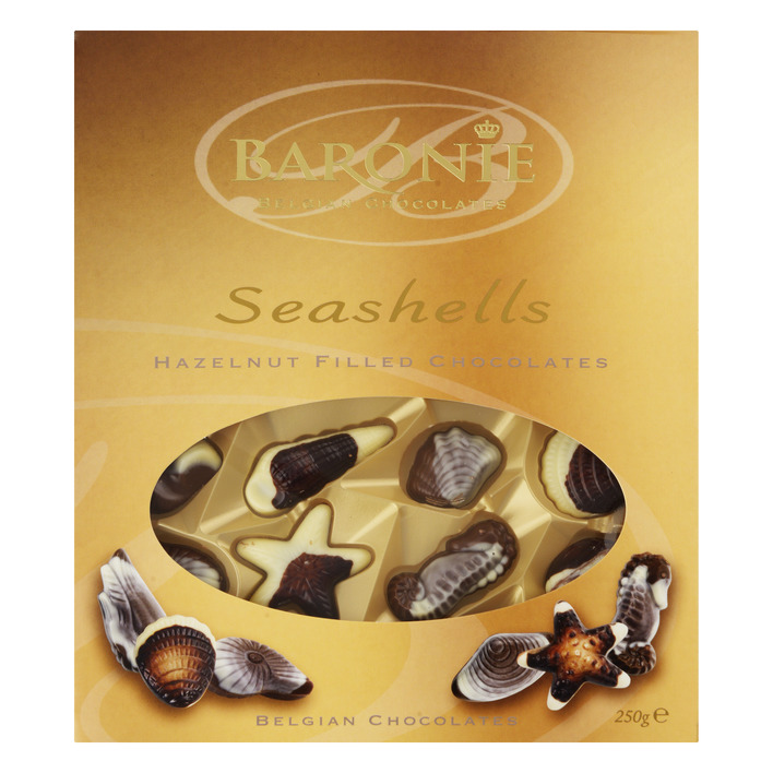 Baronie Seashells Belgian Chocolates (OUT OF STOCK)