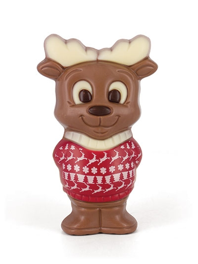 Belfine Lewis the Moose Milk Chocolate in Gift Bag (3 LEFT)