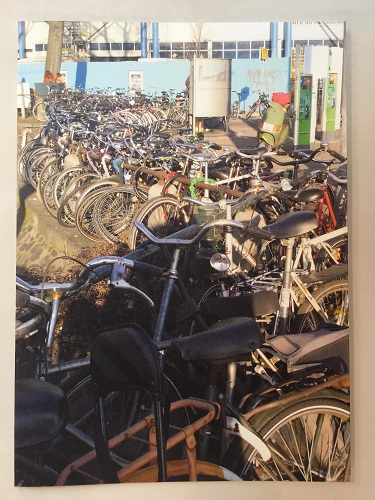 Bikes of Amsterdam Card