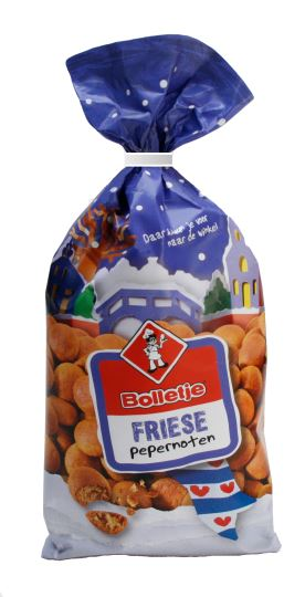 Bolletje Friese Pepernoten (ONLY 5 LEFT)