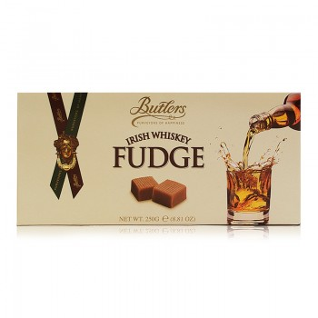 Butlers Irish Whiskey Fudge (ALCOHOL) 21+ only (1 left)