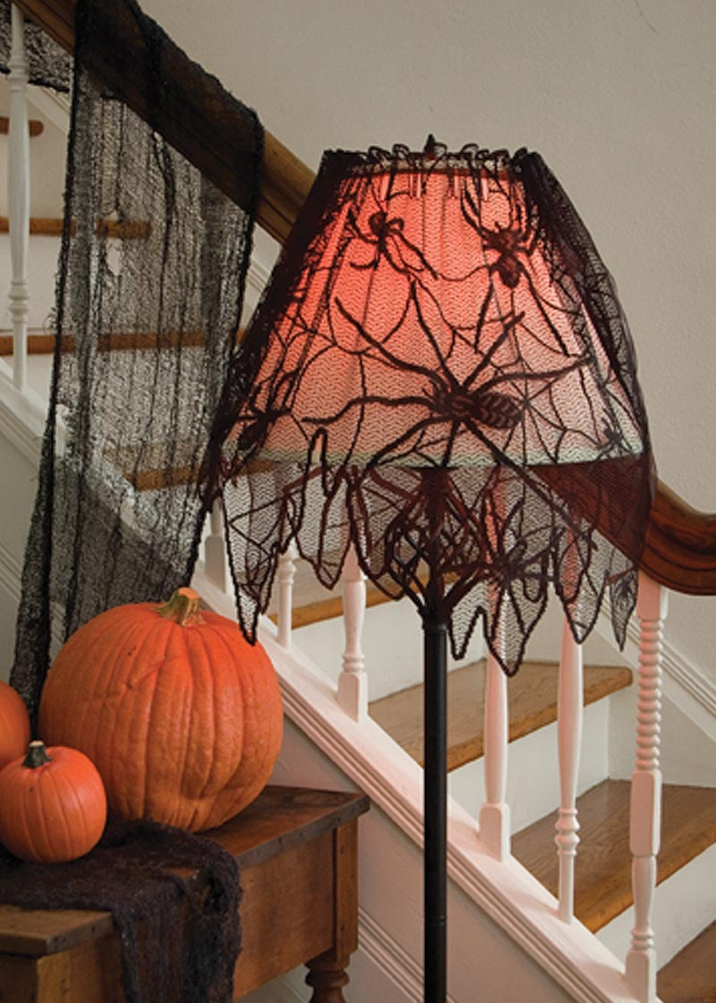 Creepy Crawly lampshade Topper