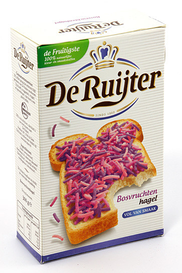 De Ruijter Bosvuchten Sprinkles (OUT OF STOCK)