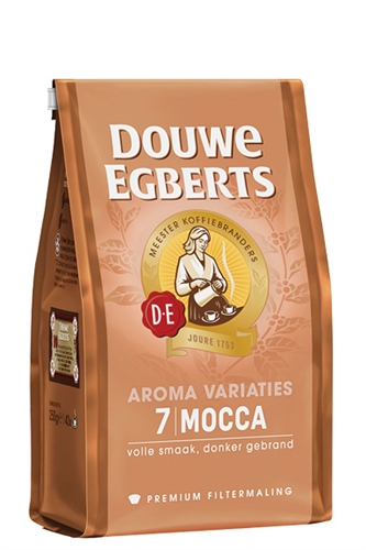 Douwe Egberts Mocca Coffee (SELL-BY DECEMBER 2018) (ONLY 3 LEFT)