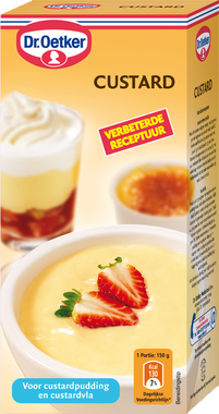 Dr Oetker Custard Mix (OUT OF STOCK)