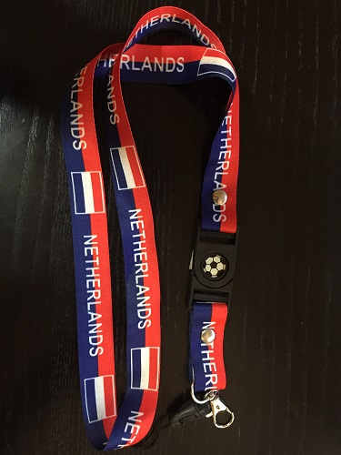 Dutch Lanyard (ONLY 3 LEFT)