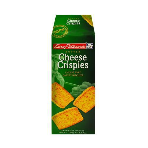 Euro Patisserie Cheese Crispies/Kaas Kantjes