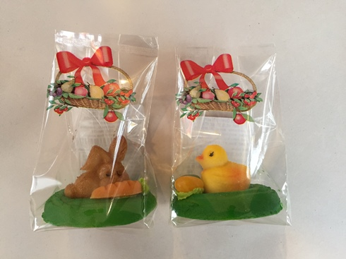 Funsch Edel Marzipan Small Easter Figure (price for 1)