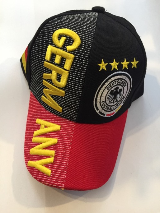German Cap Black (ONLY 3 LEFT)