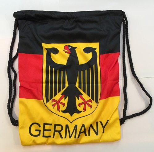 German Gym Bag/Knapsack