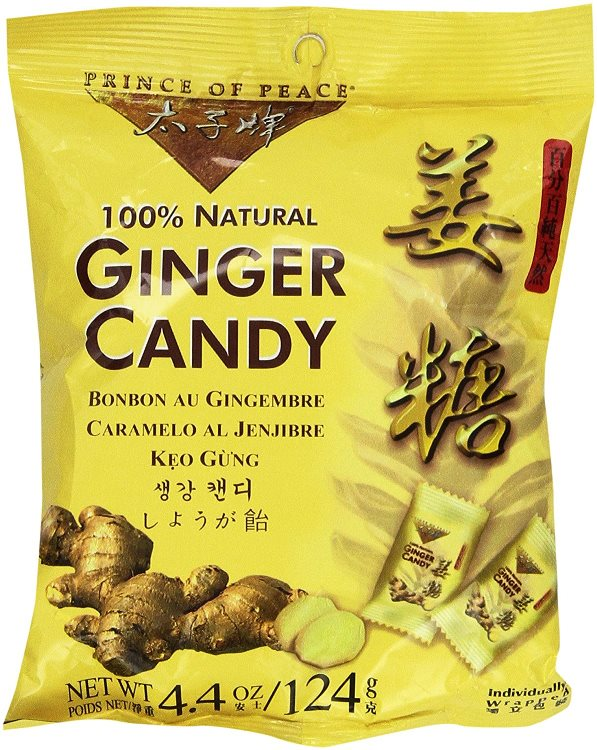 Prince of Peace Natural Ginger Chews
