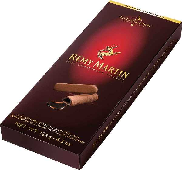 Goldkenn Remy Martin Liquor Sticks (ALCOHOL) 21+ (SELL-BY 06/18)