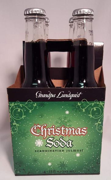 *Grandpa Lundquist Christmas Soda