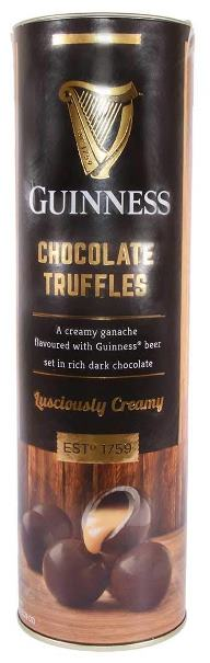 *Guinness Dark Chocolate Truffles Tube (ALCOHOL) (PRE-ORDER
