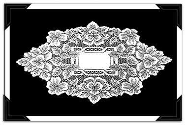 "Heirloom Doily 12""X20"""