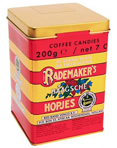 Rademaker Hopjes in Tin