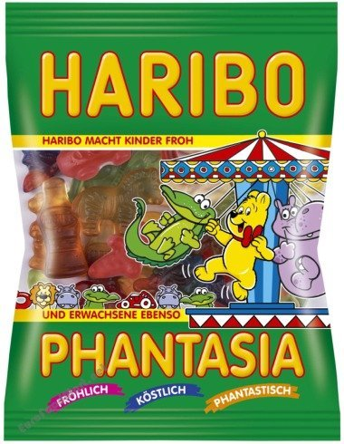 Haribo Germany Phantasia (SELL-BY JUNE 2018)
