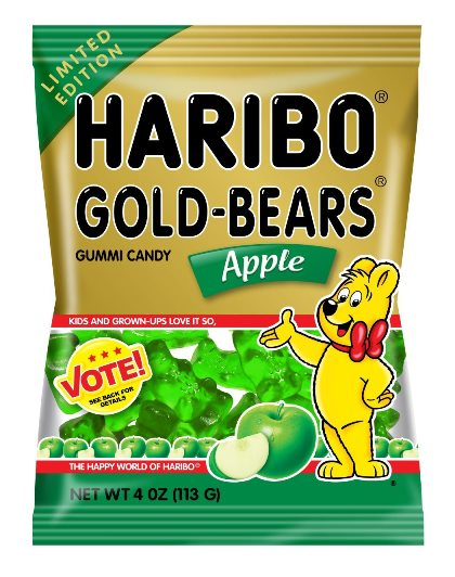 Haribo Gold Bears Apple (OUT OF STOCK)