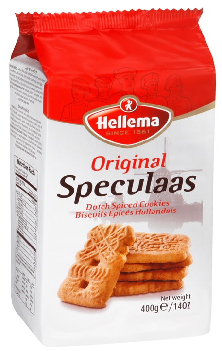 Hellema Spiced Speculaas Original (white pack/red top)