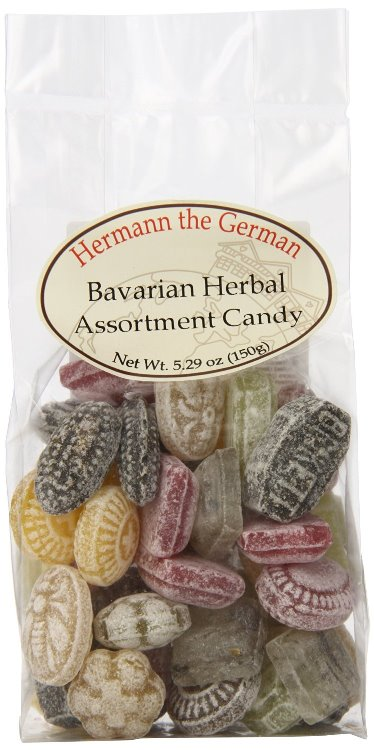 Hermann The German Bavarian Herbal Assortment Candy