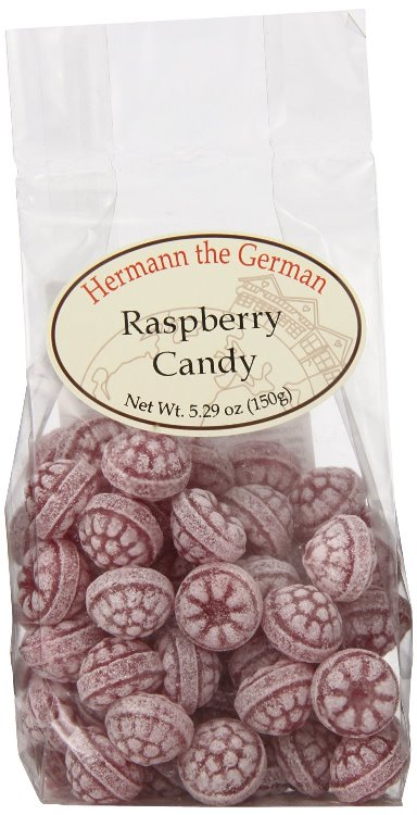 Hermann The German Raspberry Candy