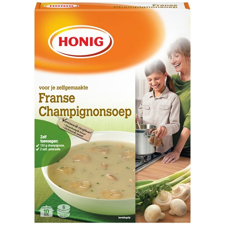 Honig French Mushroom Soup (SELL BY SEPTEMBER 2017) (5 LEFT)