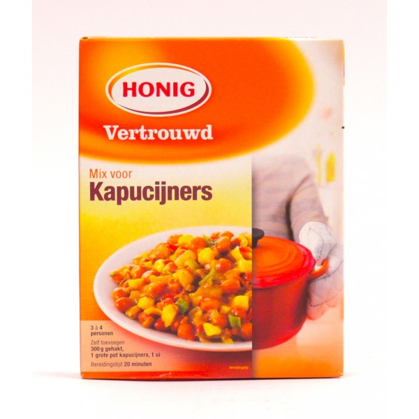 Honig Kapucijners Mix (SELL-BY OCTOBER 2017)