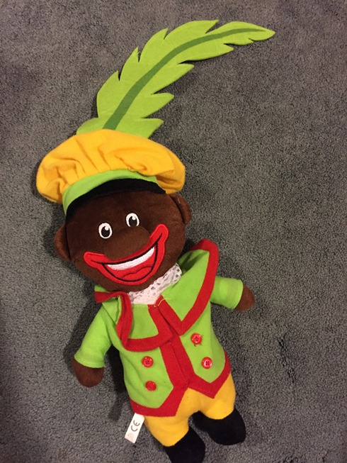 Large Zwarte Piet Doll (ONLY 2 LEFT)