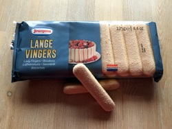Jeurgens Lange Vingers (Lady Fingers) (SELLBY DECEMBER 17, 2018)
