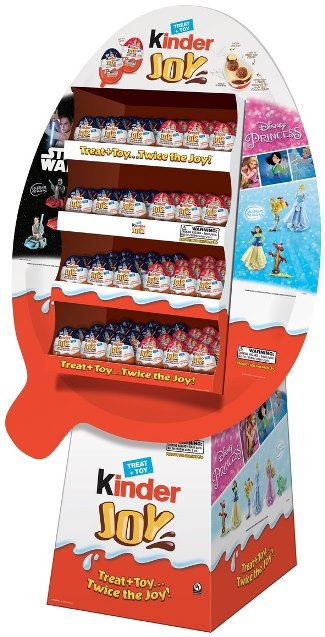 Kinder Joy Candy Disney Princess