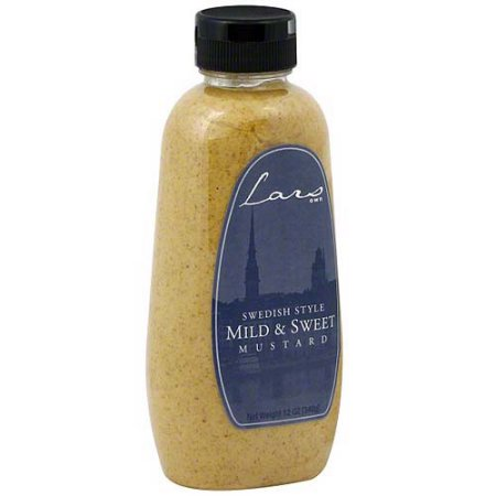Lars Own Swedish Style Mild & Sweet Mustard