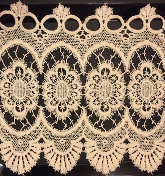 Marquise Macrame Lace