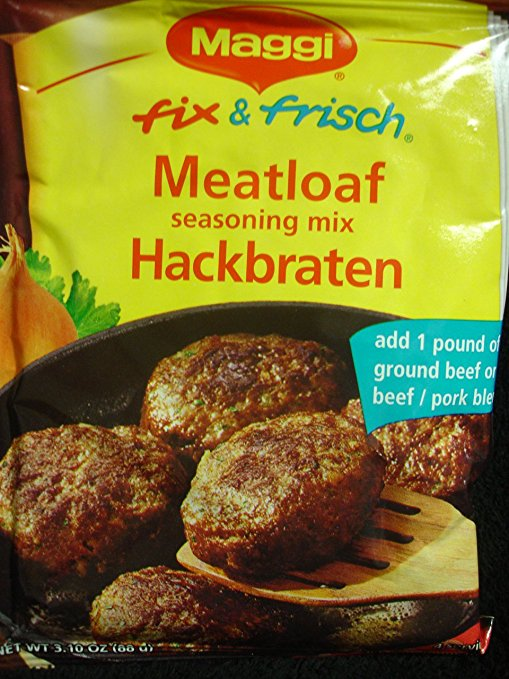 Maggi Meatloaf Mix (Hackbraten)