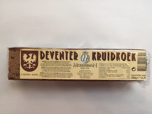 Modderman Deventer Kruidkoek