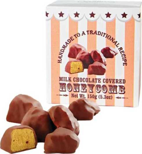 Mr. Stanley Milk Chocolate Honeycomb (1 LEFT)