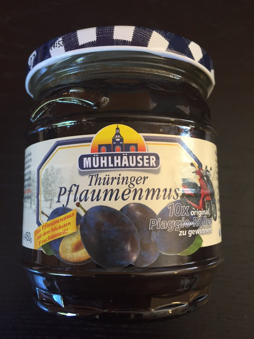 Muhlhauser Plum Jam (OUT OF STOCK)