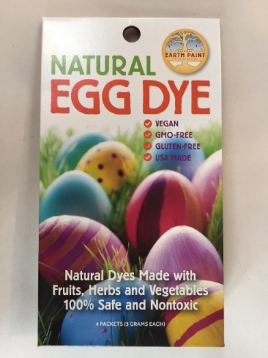 Natural Egg Dye (100% Safe and Nontoxic)