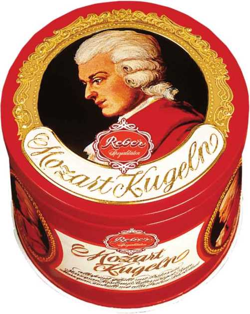 Reber Mozart Kugel in Luxury Tin (UPDATED)
