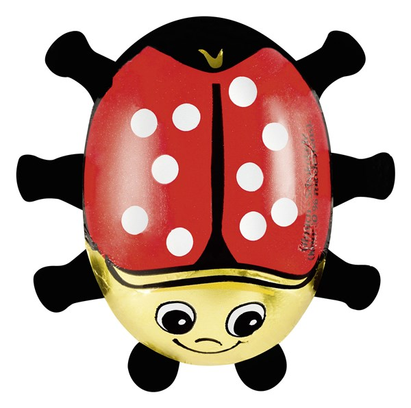 Riegelein Chocolate Lady Bug (PRE-ORDER)