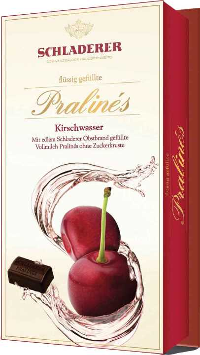 Schladerer Cherry Brandy Pralines (ALCOHOL) (SELLBY AUG18)(5LEFT