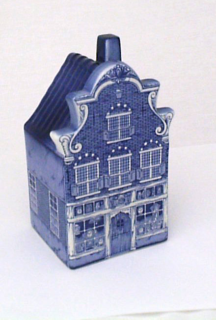 Schoorsteengevel Large Canal House LIMITED STOCK
