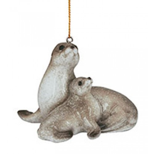 Seal Ornament Ornament - Coupeville, WA