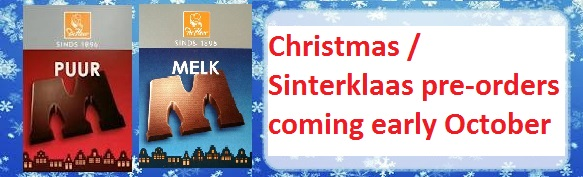 Sinterklaas Coming Soon