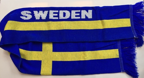 Swedish Scarf (ONLY 2 LEFT)