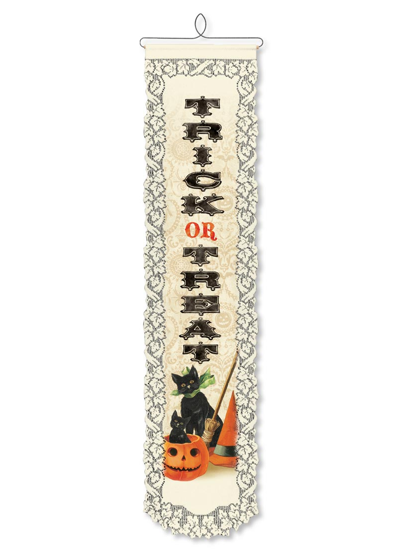 Trick or Treat Wall Decor (1 LEFT) 30% OFF!