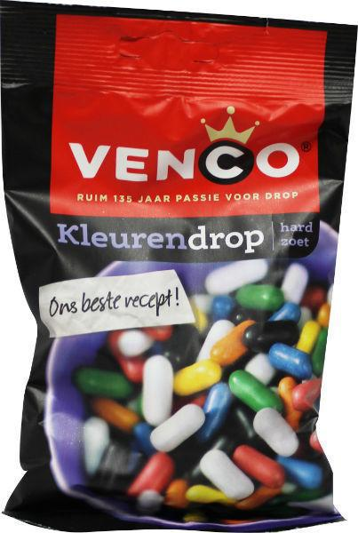 Venco Kleuren Drop (BACK IN STOCK!)